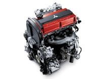 New intake and ECU kits for the Mitsubishi EVO series.