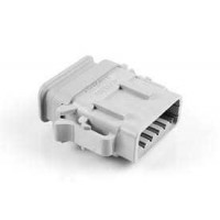 DTM06-12S-SR01 12-Way Plug, Female with Strain Relief