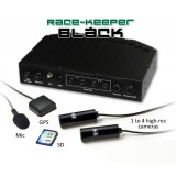 Racekeeper Black Edition Video Logger with GPS