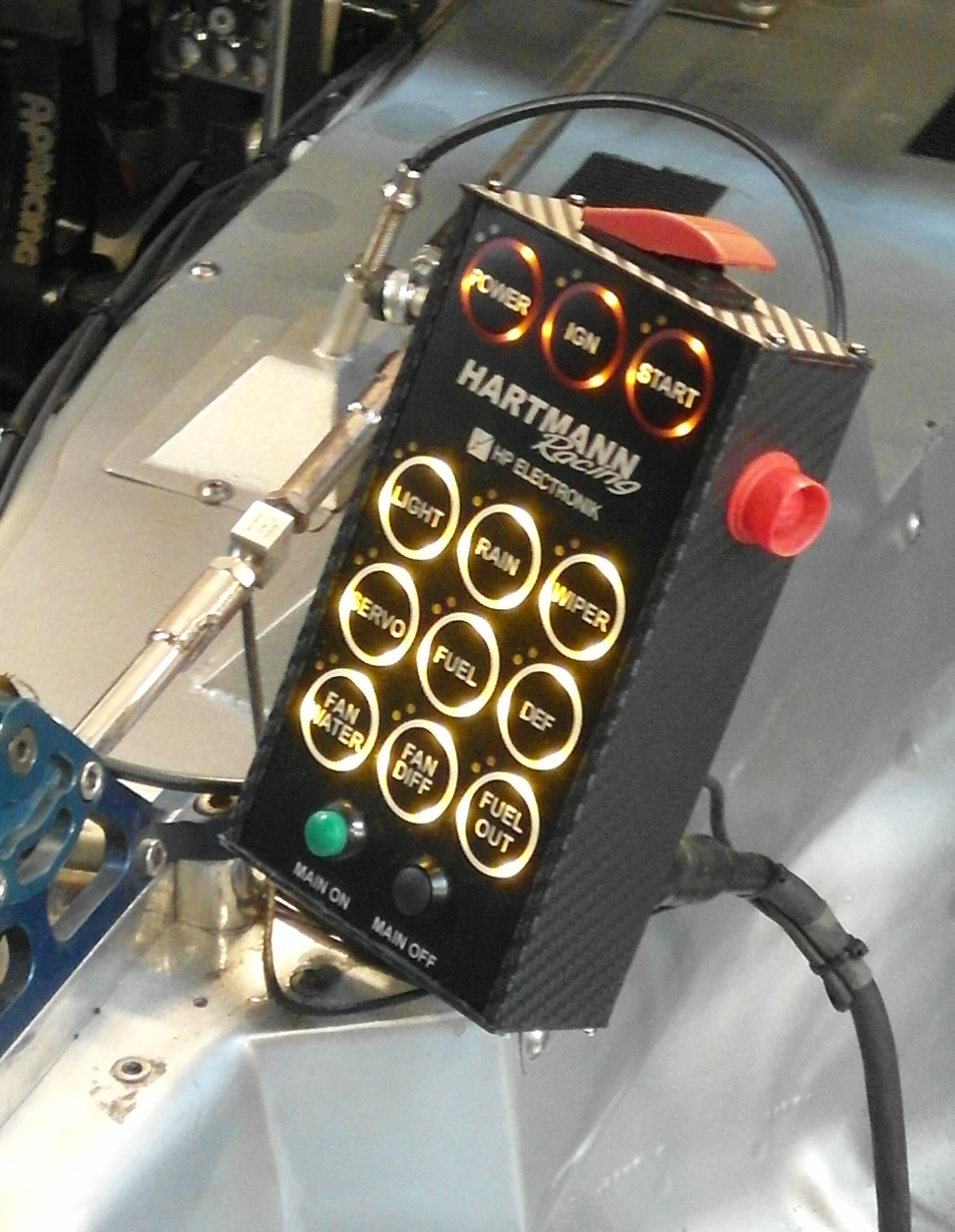 Competition Systems Winning Edge Technology Hp Powerbox Racing Wiring Harness The Switch Panel